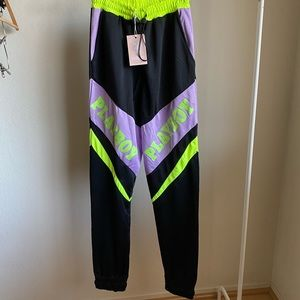 NWT Playboy x Missguided Track Pants